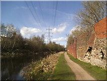 SO9695 : Bull Lane Bridge View by Gordon Griffiths