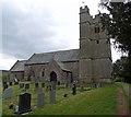SO4707 : St Cadoc's, Cwmcarvan by Andy Stott