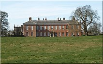 SE3953 : Ribston Hall and chapel by Derek Harper
