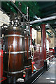 SJ4912 : Steam pumping engine, Coleham Pumping Station by Chris Allen