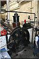 SJ4912 : Coleham Pumping Station - Cornish boiler by Chris Allen