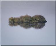 C0134 : Crannog, Loch an Phoirt by Rossographer