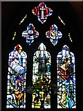 SK2176 : The Plague Window, Eyam by pam fray