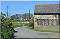 TQ4701 : Bishopstone Road towards Norton by J.Hannan-Briggs