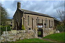 SD4455 : Christ Church Glasson by David Martin