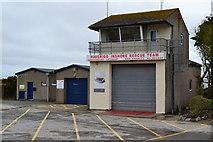 SD1578 : Haverigg Inshore Rescue Boat Station by David Martin