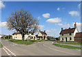 SP7110 : Crossroads at Chearsley by Des Blenkinsopp