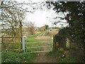 SO8295 : Staffs Way Gate by Gordon Griffiths