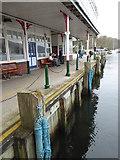 SD3787 : Lakeside Pier by Rod Allday