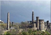 NT2674 : Calton Hill Edinburgh by Steve  Fareham