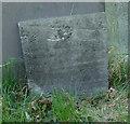 SK6926 : Belvoir Angel headstone, Nether Broughton Churchyard by Alan Murray-Rust