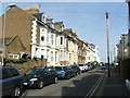 TR3752 : Clanwilliam Road, Deal by Chris Whippet