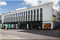 SZ0891 : Marks & Spencer store - site of Bournemouth's first Quaker meeting house by Mike Searle