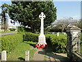 TM0980 : Roydon War Memorial by Adrian S Pye