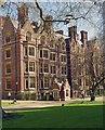 TQ3181 : Lincoln's Inn buildings by Julian Osley