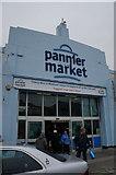 SW8244 : Pannier Market on Back Quay by Ian S