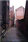 SK3587 : Wheats Lane (off North Church Street), Sheffield by Nick Morris