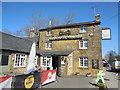 SP2032 : Inn on the Marsh, Moreton by Paul Gillett