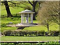 SU9972 : Magna Carta Memorial by David Dixon