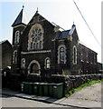 ST0693 : Glyn Street Presbyterian Church, Ynysybwl by Jaggery