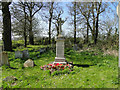 TM1685 : Tivetshall St. Mary's War Memorial by Adrian S Pye