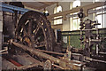 SK2957 : Masson Mill - re-erection of a mill engine by Chris Allen