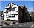 ST0694 : Ynysybwl Community Project hall by Jaggery