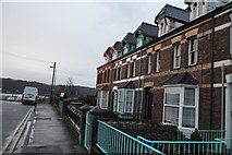 SH5873 : Terrace, Garth Rd by N Chadwick
