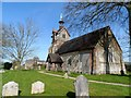 TM1852 : St Mary's church, Swilland by Bikeboy