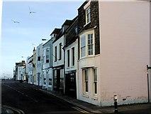 TR3752 : Beach Street, Deal by Chris Whippet