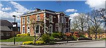 SJ8195 : Stretford Memorial Hospital by Peter McDermott