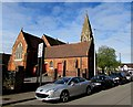 SP3583 : East side of St Thomas the Apostle, Longford, Coventry by Jaggery