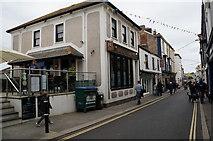 SW8132 : Harbour View bar & restaurant on Arwenack Street by Ian S