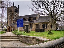 SE1039 : Bingley, All Saints' Parish Church by David Dixon