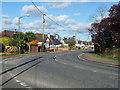 TQ8890 : Bend on Stambridge Road, Rochford by Robin Webster