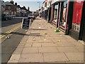 SJ9594 : Litter on Market Street by Gerald England