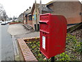 TM0458 : Finborough Road Postbox by Adrian Cable