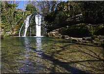 SD9163 : Janet's Foss by Ian Taylor