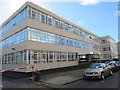 TQ1502 : Crown House, Worthing Job Centre by Peter Holmes