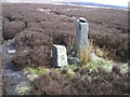 SE1052 : Boundary stone by John Illingworth