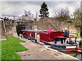 SE1039 : Negotiating Bingley Five-Rise Locks by David Dixon
