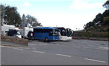 SS7249 : Lower Lyndale pay & display car park, Lynmouth by Jaggery