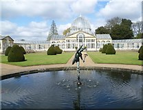 TQ1776 : The Great Conservatory at Syon House by Marathon
