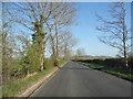 SP9419 : Chapel Lane before Ivinghoe Aston by David Howard