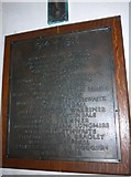 SD3598 : St Michael and All Angels, Hawkshead: memorial (iv) by Basher Eyre