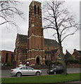 SP3165 : St Peter's RC Church, Royal Leamington Spa  by Jaggery