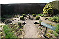 SJ6780 : The Herb Garden, Arley Hall by Jeff Buck
