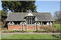 SJ6780 : The Tea Cottage at Arley Hall by Jeff Buck