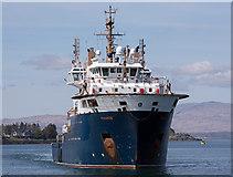 NM8529 : Pharos in Oban Bay by The Carlisle Kid