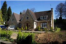 SE4529 : Greystones on Park Lane, Ledsham by Ian S